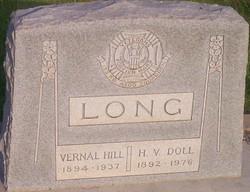 "Henrietta Virginia ""Doll"" <I>Cox</I> Long"