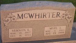Vernon L. McWHIRTER