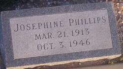 Josephine Crawford <I>Green</I> Phillips