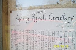Spring Ranch Cemetery