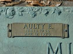 Aulty E Miller