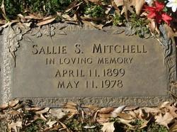 Sallie S Mitchell