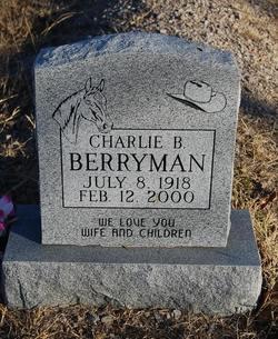 Charlie B. Berryman