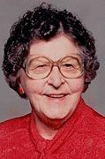 Mildred Marie <I>Rumpf Dibble</I> Bodensteiner