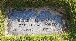 Ralph C Miller
