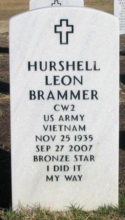 Hurshell Leon Brammer