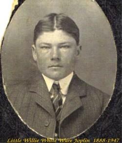 Little Willie White Ware Joplin