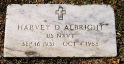 Harvey Dean Albright