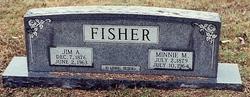 Minnie Myrtle <I>Shafer</I> Fisher