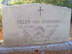 Helen Von Dohnanyi