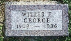 Willis Ernest George