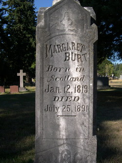 Margaret <I>Beveridge</I> Burt