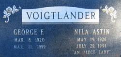 Nila Astin Voightlander