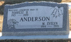 "Margaret Evelyn ""Sammy"" <I>Samson</I> Anderson"