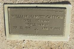 William Harvey Gaston
