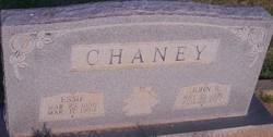 Essie Gay <I>Cox</I> Chaney