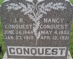Nancy E <I>Kirk</I> Conquest