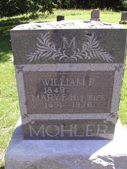 Mary Francis <I>Gibson</I> Mohler
