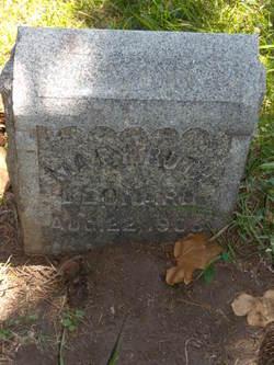 Mary Ruth Leonard