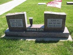 """John R. """"Muggs"""" Hamilton"""