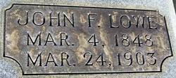 John Fletcher Lowe
