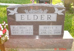 Berl Stanley Elder