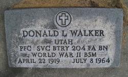 Donald Lewis Walker