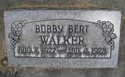 Bobby Bert Walker