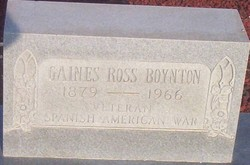 Gaines Ross Boynton