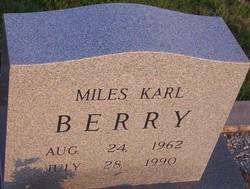 Miles Karl Berry