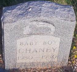 Baby Boy Chaney