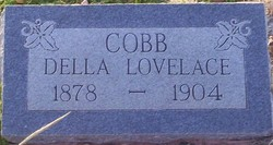 Della <I>Lovelace</I> Cobb