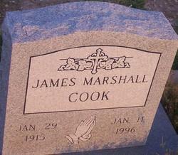 James Marshall Cook