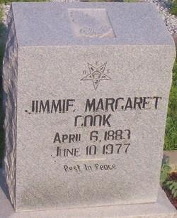 Jimmie Margaret Cook