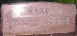 Corrilla <I>Tuck</I> Hardy