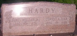 James William Hardy, Sr
