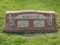 John F Albrecht