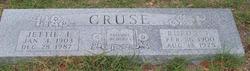 Jettie Lee Cruse