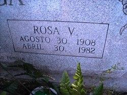 Rosa <I>Villarreal</I> Arriaga