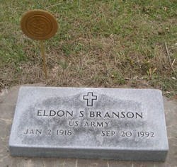 Eldon S Branson