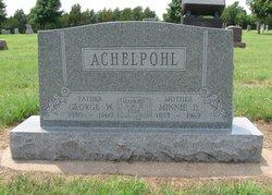 Minnie D. Achelpohl