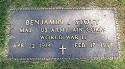 Benjamin J. Stott