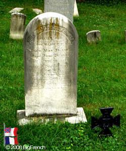 Maj Bushrod Washington Hunter