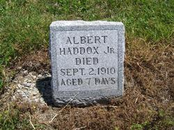 Albert Haddox, Jr