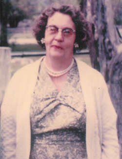 Elva Oretta <I>Stoddard</I> Dye