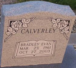 Bradley Evan Calverley