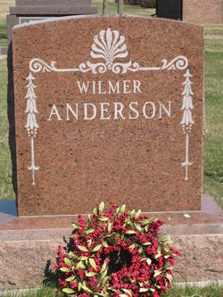 Wilmer Arvid Anderson