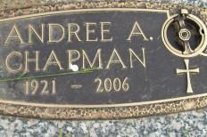 Andree <I>Audet</I> Chapman