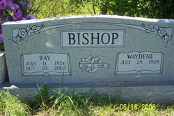Ray Bishop