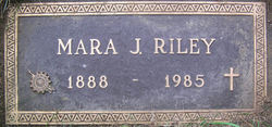 Mara Johnson <I>Wadel</I> Riley